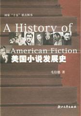 美国小说发展史(仅适用PC阅读)