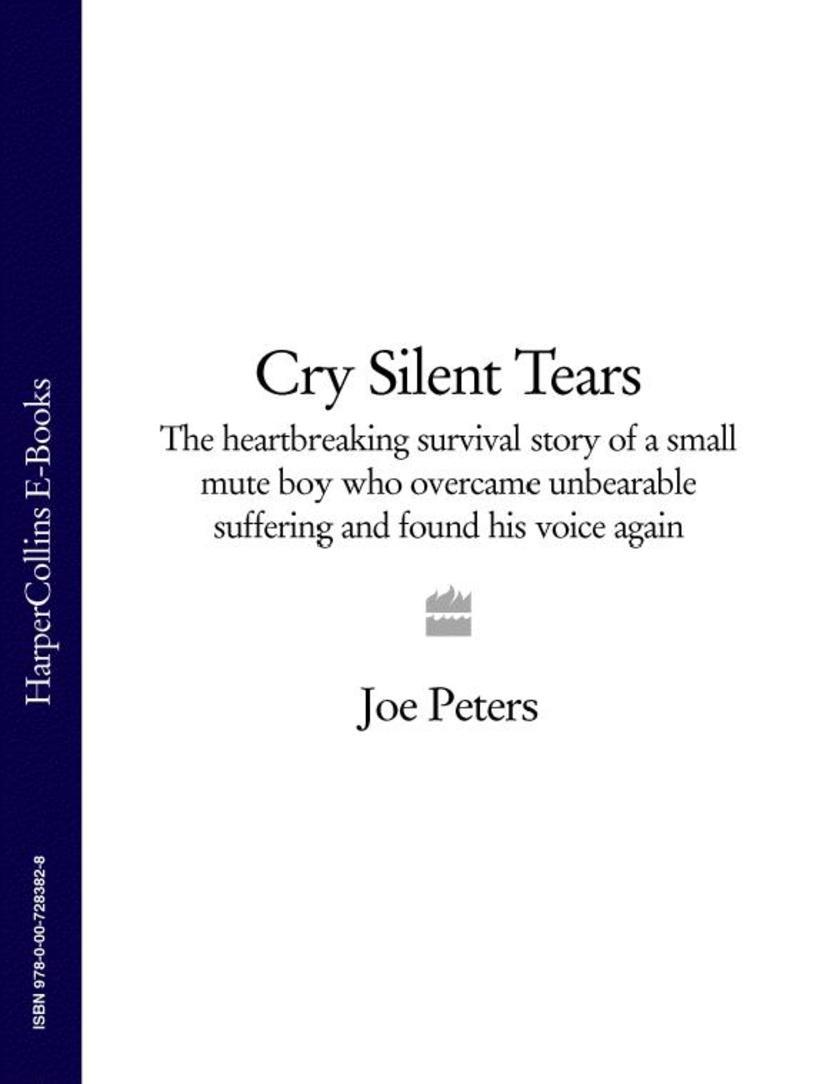 Cry Silent Tears