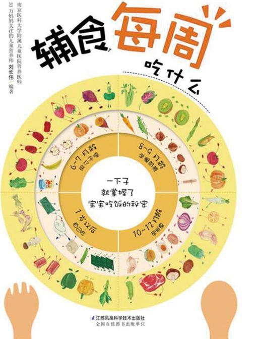 辅食每周吃什么