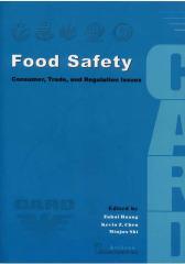 Food Safety-Consumer,Trade,and Regulatim Issues(食品安全)(仅适用PC阅读)