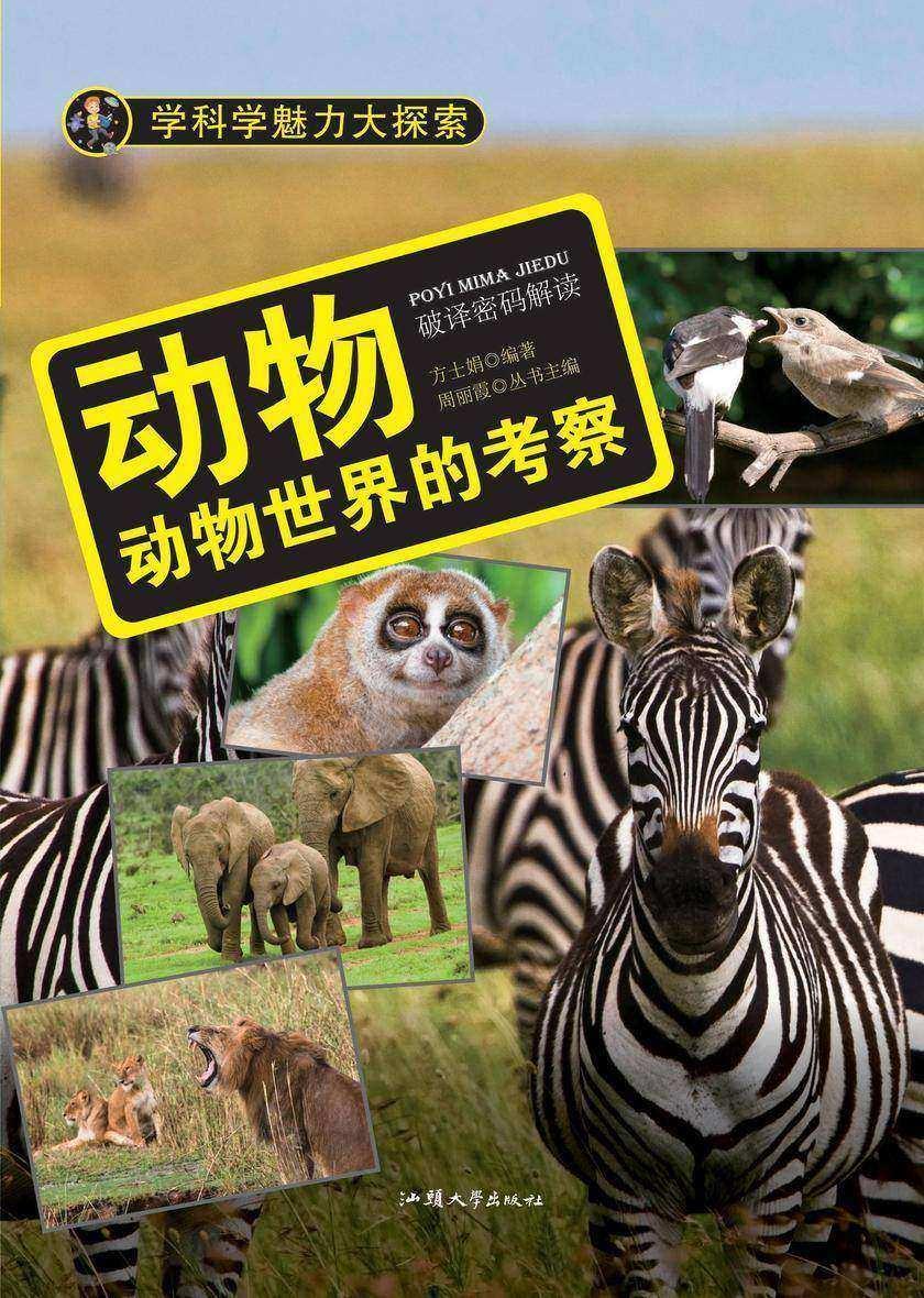 动物:动物世界的考察