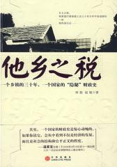 """他乡之税:一个乡镇的三十年,一个国家的""""隐秘""""财政史(试读本)"""