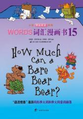 Words词汇漫画书15——同形异义词和异义同音词(小多原版英语系列)