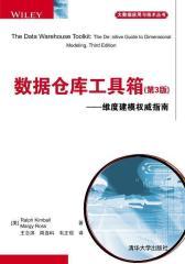 数据仓库工具箱(第3 版)——维度建模权威指南(试读本)(仅适用PC阅读)
