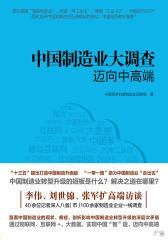 中国制造业大调查:迈向中高端