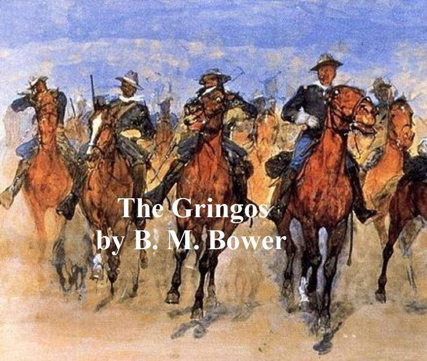 The Gringos: A Story of the Old California Days in 1849
