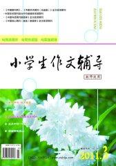 小学生作文辅导·教师适用 月刊 2011年03期(电子杂志)(仅适用PC阅读)