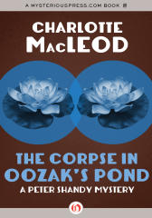 The Corpse in Oozak's Pond