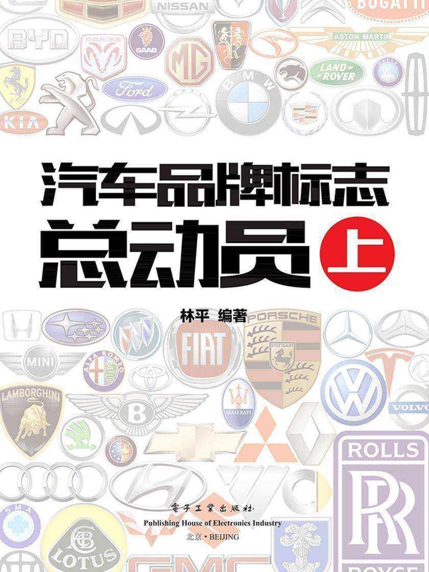 汽车品牌标志总动员(上)
