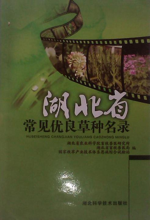 湖北省常见优良草种名录
