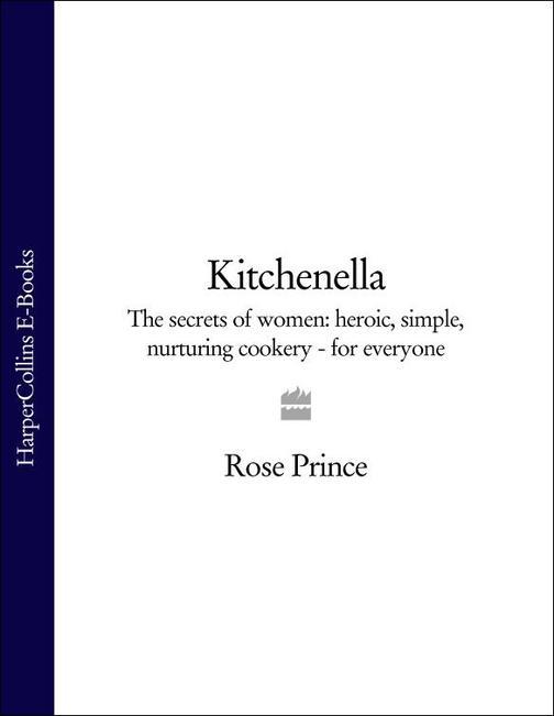 Kitchenella: The secrets of women