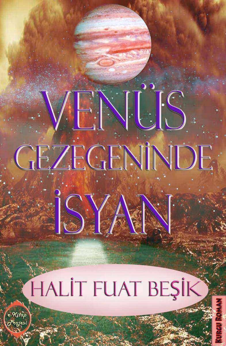Venüs Gezegeninde ?syan