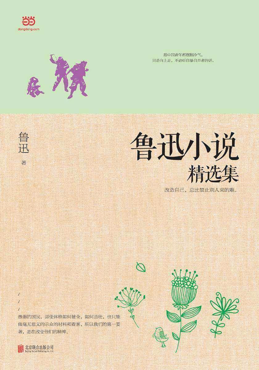 鲁迅小说精选集