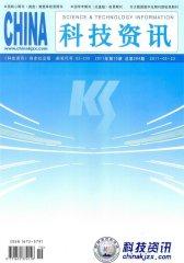 科技资讯 旬刊 2011年15期(电子杂志)(仅适用PC阅读)