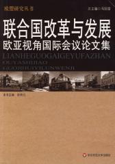 联合国改革与发展:欧亚视角国际会议论文集(欧盟研究丛书)