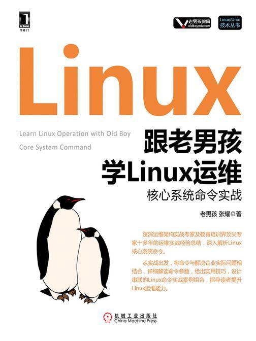 跟老男孩学Linux运维:核心系统命令实战