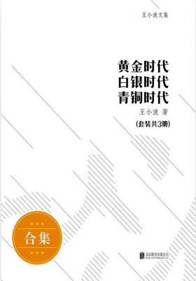 王小波小说时代三部曲(套装共3册)黄金时代+白银时代+青铜时代