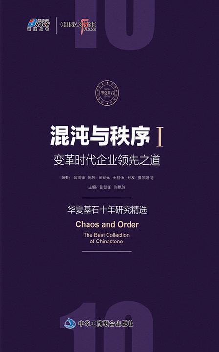 混沌与秩序Ⅰ:变革时代企业领先之道