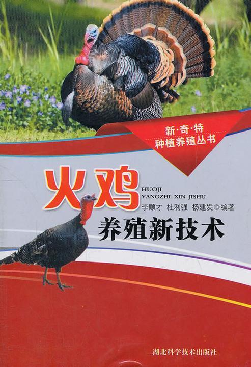 火鸡养殖新技术(新·奇·特种植养殖丛书)