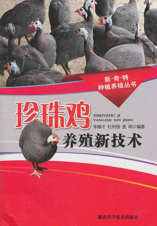 珍珠鸡养殖新技术(新·奇·特种植养殖丛书)