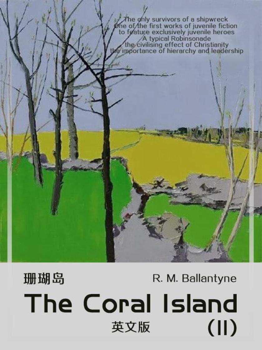 The Coral Island(II) 珊瑚岛(英文版)