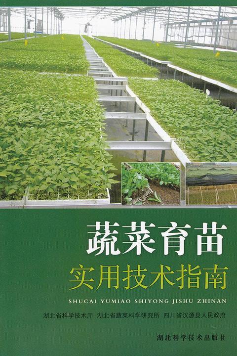 蔬菜育苗实用技术指南(湖北省对口支援汉源县智力技术工程技术丛书)