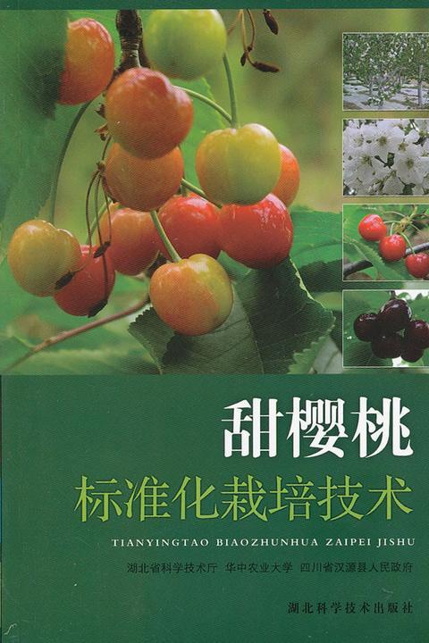 甜樱桃标准化栽培技术(湖北省对口支援汉源县智力技术工程技术丛书)