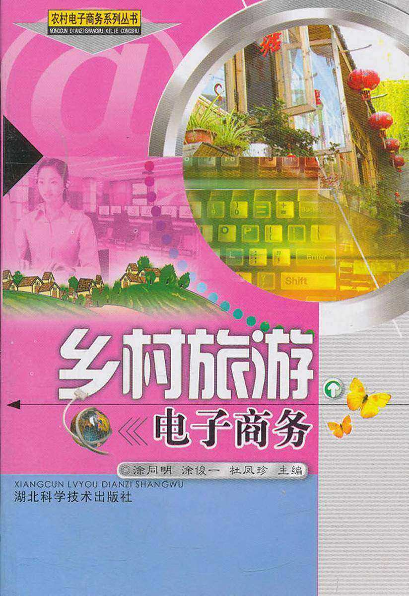 乡村旅游电子商务(农村电子商务系列丛书)