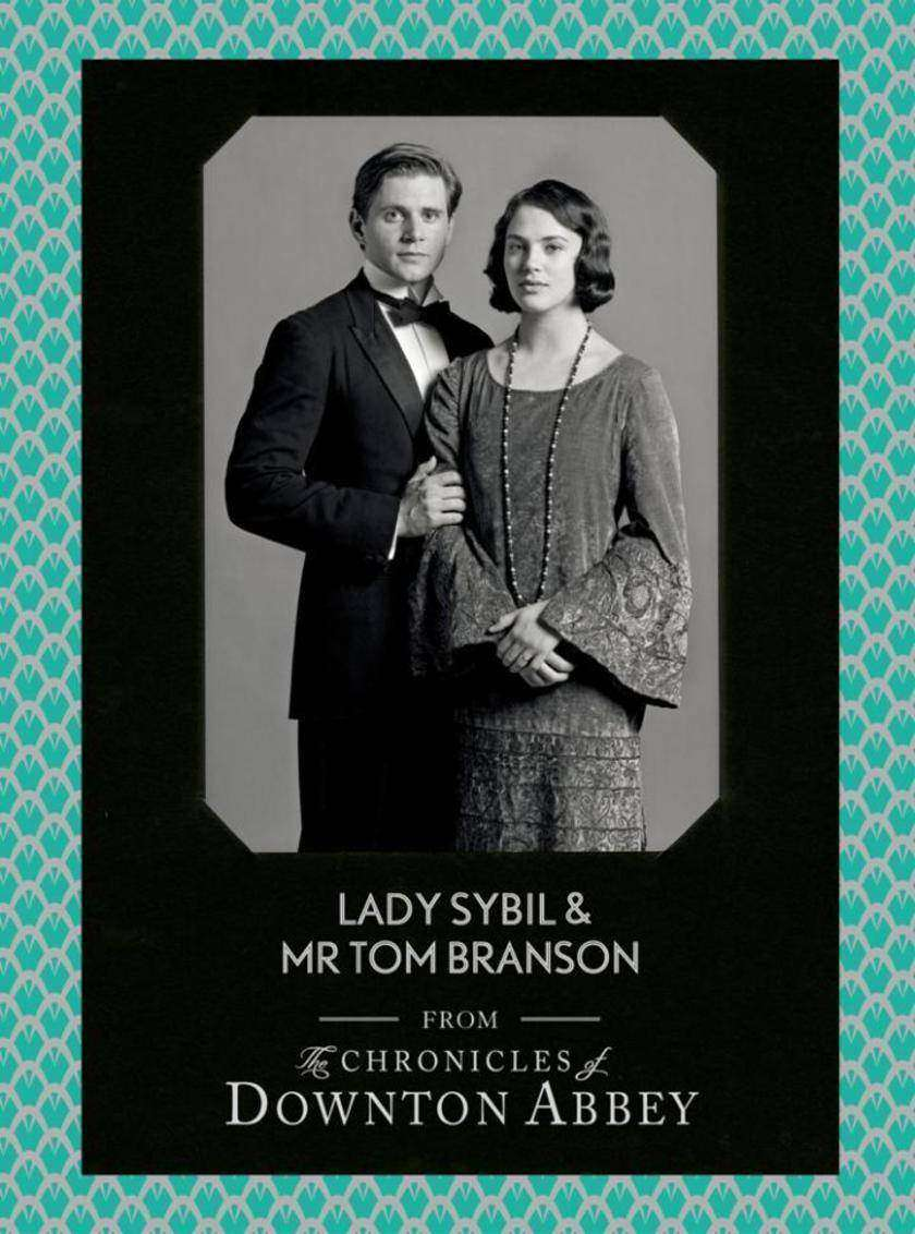Lady Sybil and Mr Tom Branson (Downton Abbey Shorts, Book 4)