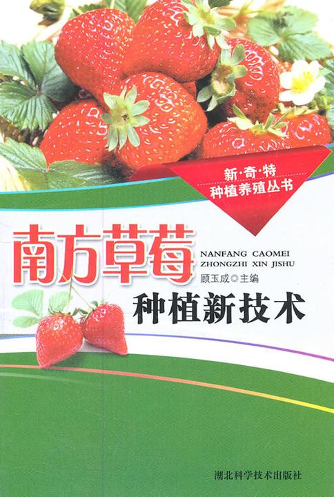 南方草莓种植新技术(新·奇·特种植养殖丛书)