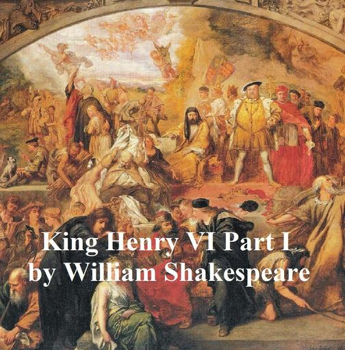 Henry VI Part 1, with line numbers