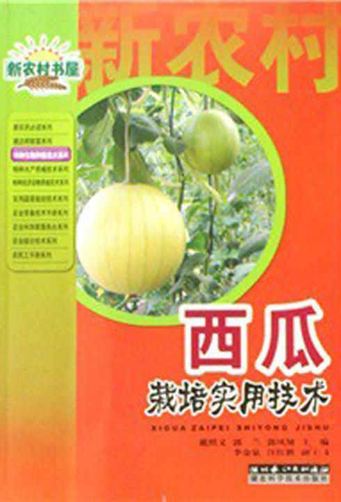 西瓜栽培实用技术