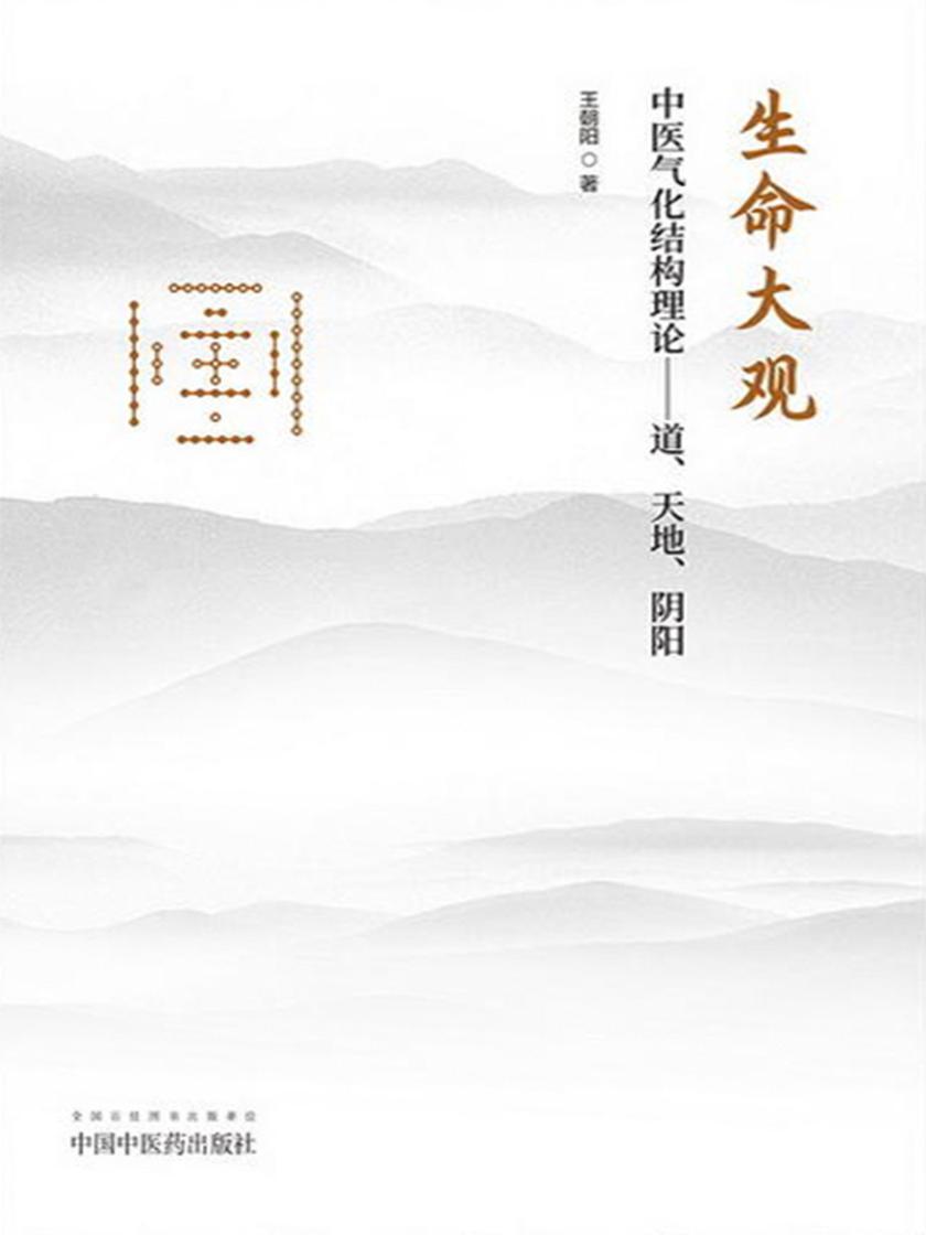 中医气化结构理论——道、天地、阴阳