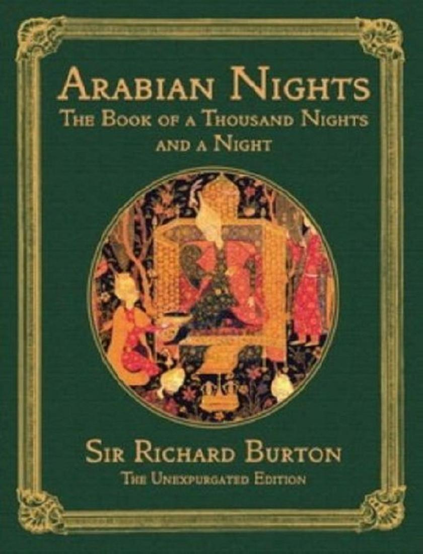 Arabian Nights: The Book of the Thousand Nights and a Night