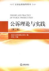 公诉理论与实践(第2辑)