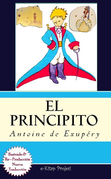 """El Principito:""""Ilustrado"""""""