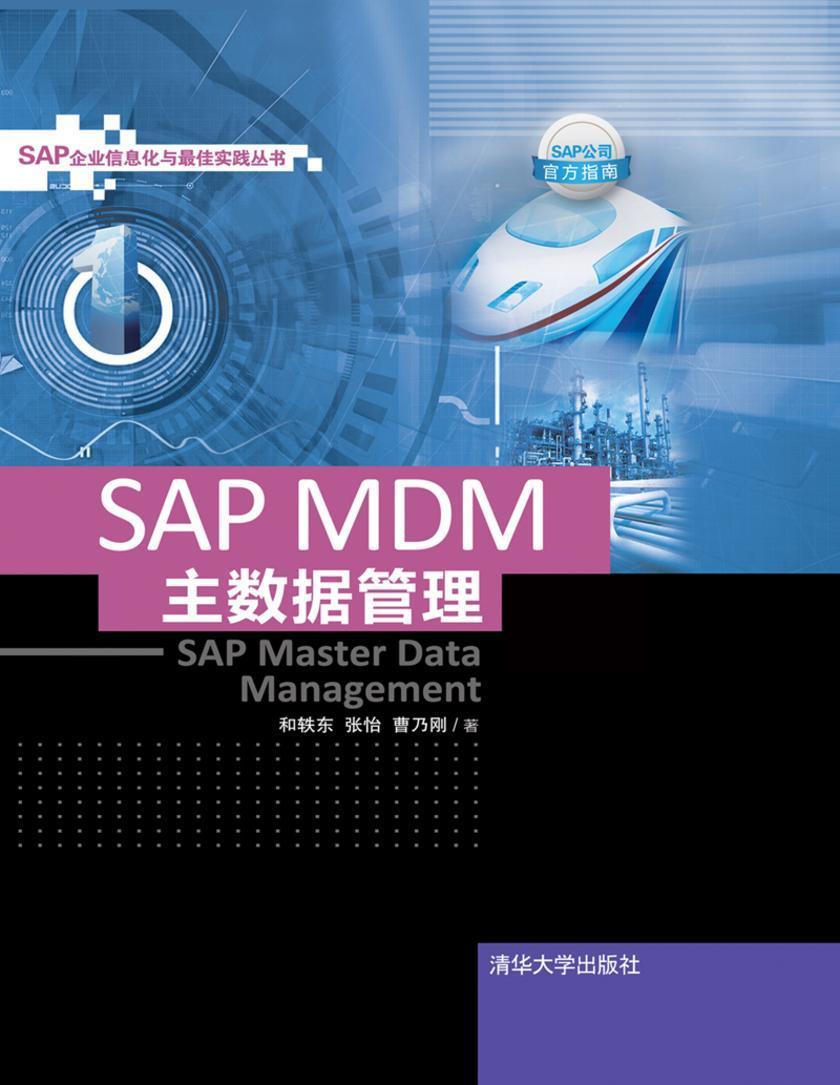 SAP MDM主数据管理(仅适用PC阅读)