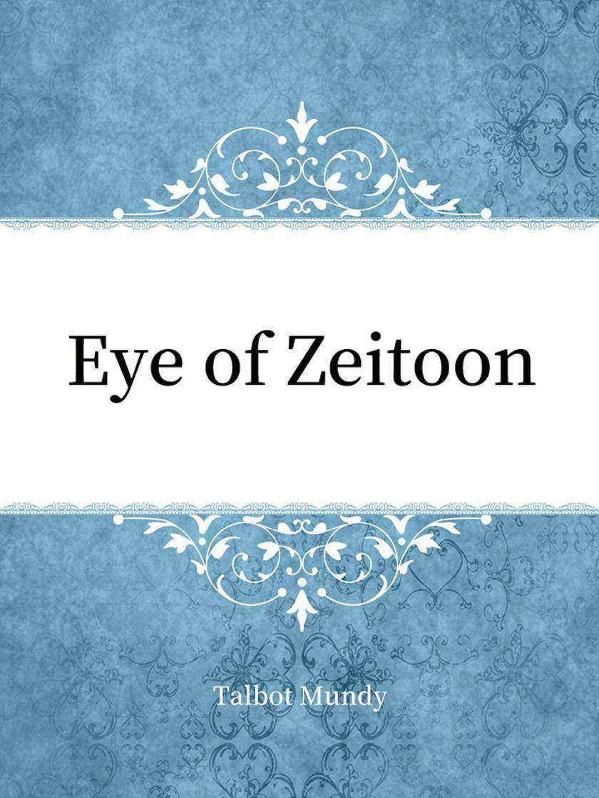 Eye of Zeitoon