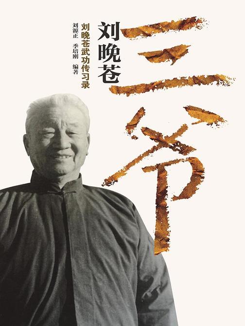 三爷刘晚苍:刘晚苍武功传习录 (拳道薪传)
