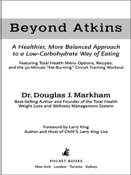 Beyond Atkins