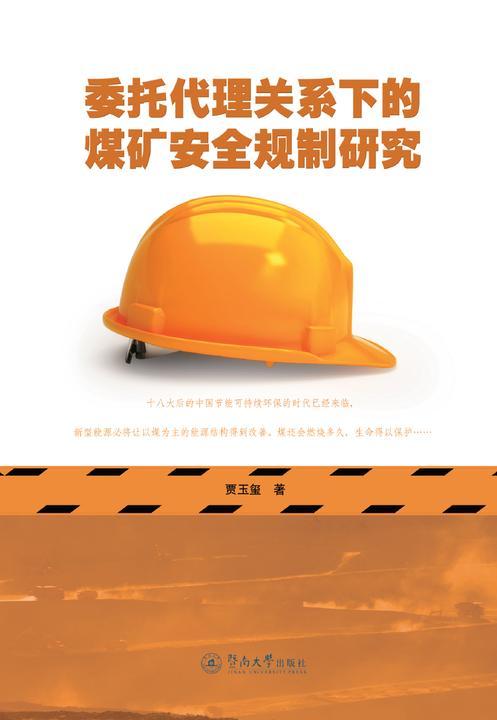 委托代理关系下的煤矿安全规制研究