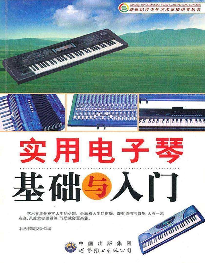 实用电子琴基础与入门(仅适用PC阅读)