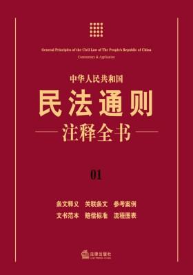 中华人民共和国民法通则注释全书