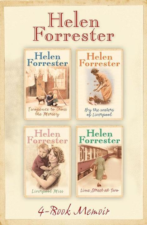 The Complete Helen Forrester 4-Book Memoir