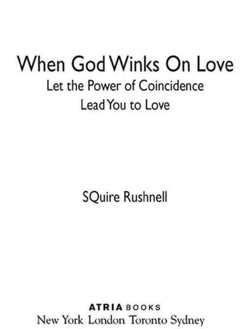 When GOD Winks on Love