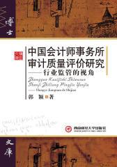 中国会计师事务所审计质量评价研究——行业监管的视角