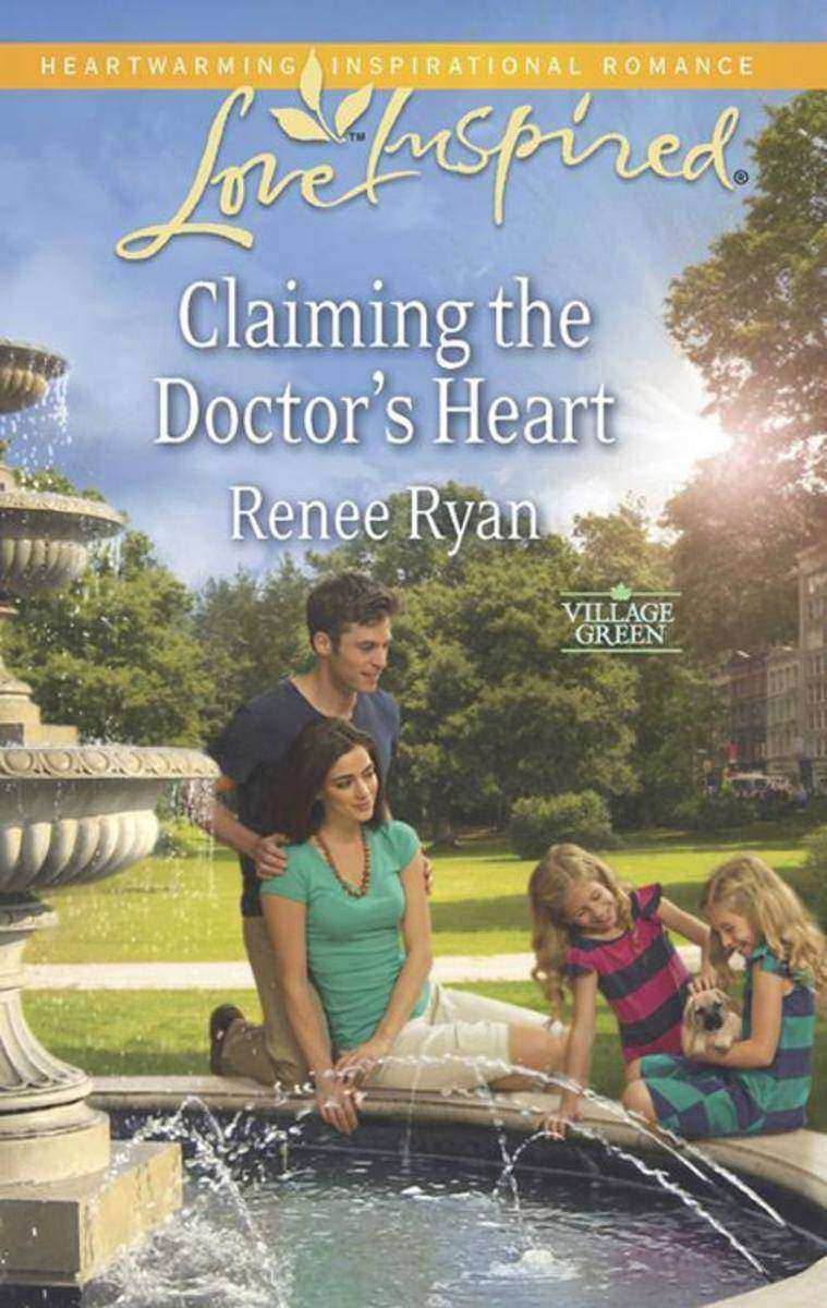 Claiming the Doctor's Heart (Mills & Boon Love Inspired) (Village Green, Book 1)