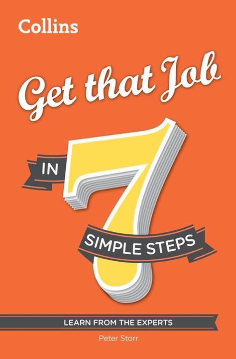 Get that Job in 7 simple steps