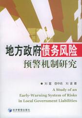 地方政府债务风险预警机制研究(仅适用PC阅读)