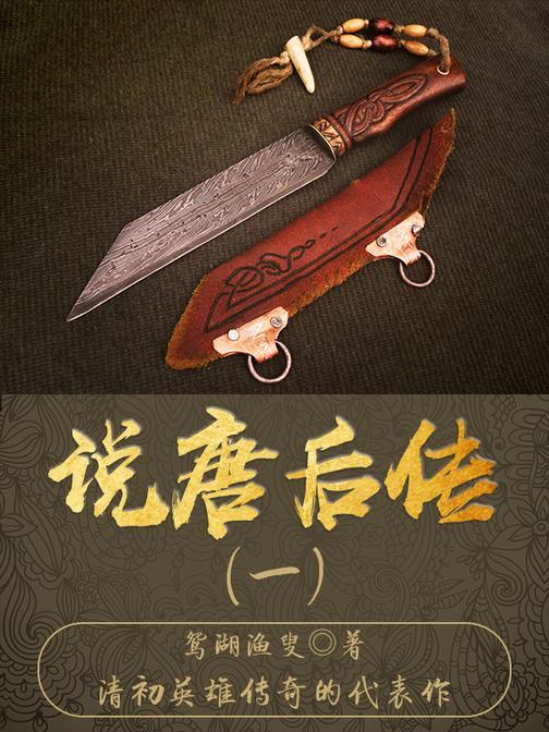 古代文学经典:说唐后传(一)